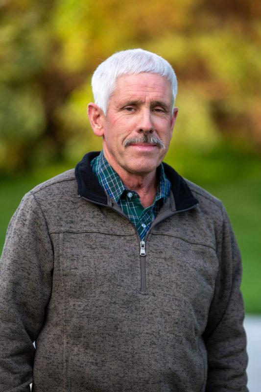Director, Jim McNamee