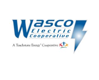 Wasco Electric Cooperative Logo